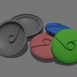 google_soap.png Télécharger fichier STL gratuit Moule à savon google/ google soap mold • Design pour impression 3D, Dawani_3D