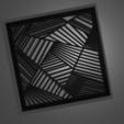 Télécharger fichier STL gratuit Cadre tendance décoration • Modèle pour impression 3D, Dawani_3D