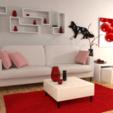 Télécharger fichier STL gratuit Renard décoration murale • Modèle pour imprimante 3D, Dawani_3D
