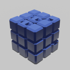Download free 3D printing files Reflection cube puzzle, Dawani_3D