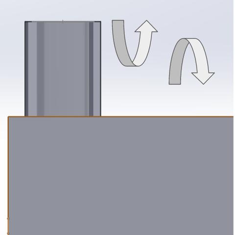yo3.PNG Download STL file THE portable vizualizer • 3D print object, rijad