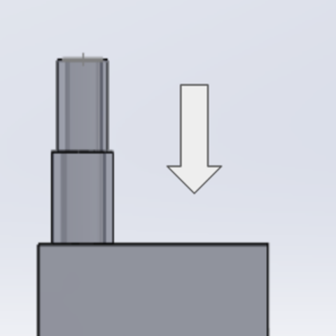 ye.PNG Download STL file THE portable vizualizer • 3D print object, rijad