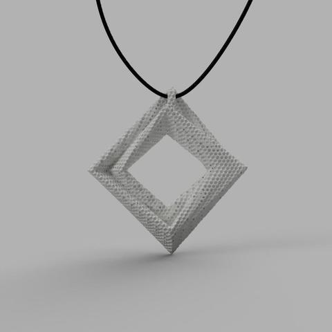 3D print white3 pendant-1.jpg Download STL file Pendant v1 3D model • 3D print design, renza3D
