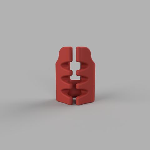3D print files Dual head vibrator for men. , kanadali