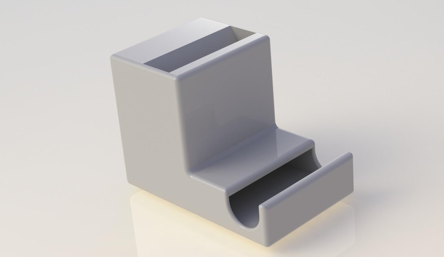 pillik.JPG Télécharger fichier STL gratuit Distributeur de piles AAA (capacité de batterie de 10 aaa) improvisé • Objet pour impression 3D, kanadali