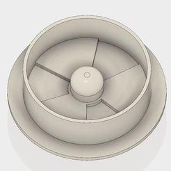 Modèle 3D gratuit Couvercle de Bevarage Fermenté pour Mason Jar, kanadali