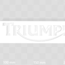 Objeto 3D Triunfo del llavero, Leo_Royer