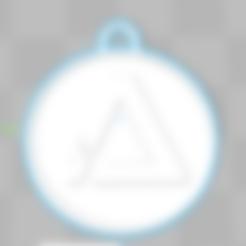 Download free STL Dagoma Keychain, 3dleofactory