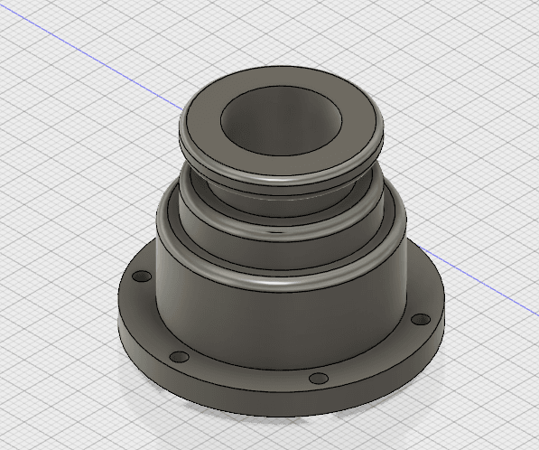 sonda.png Download free STL file ghostbusters leg hose connector • 3D print object, Ecto_Props