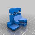 Descargar diseños 3D gratis Carcasa para hotend Ender 3 o similares., lamosca01