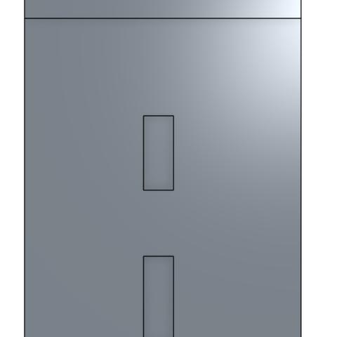 CaptureCoté2.PNG Download STL file School Visualizer Make in Cardboard only • 3D printer template, BrunoD