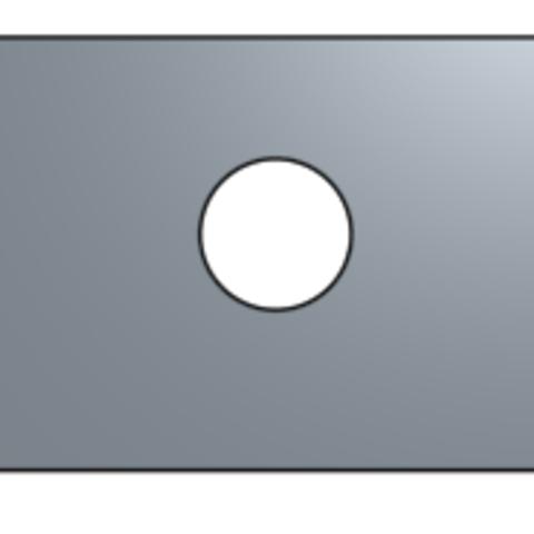 CaptureDessus.PNG Download STL file School Visualizer Make in Cardboard only • 3D printer template, BrunoD