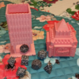 Download free 3D printer designs Big Ben Dice Tower, mrhers2