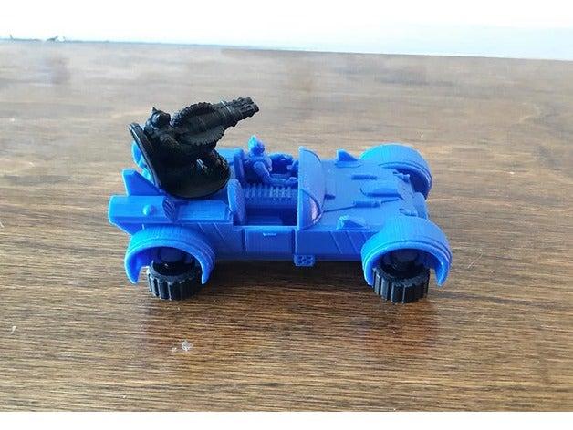 car5.jpg Télécharger fichier STL gratuit Laser Catillac sans support • Design imprimable en 3D, mrhers2