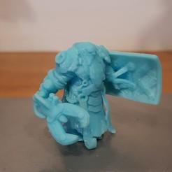 Descargar archivo 3D gratis Garra Mecánica, mrhers2