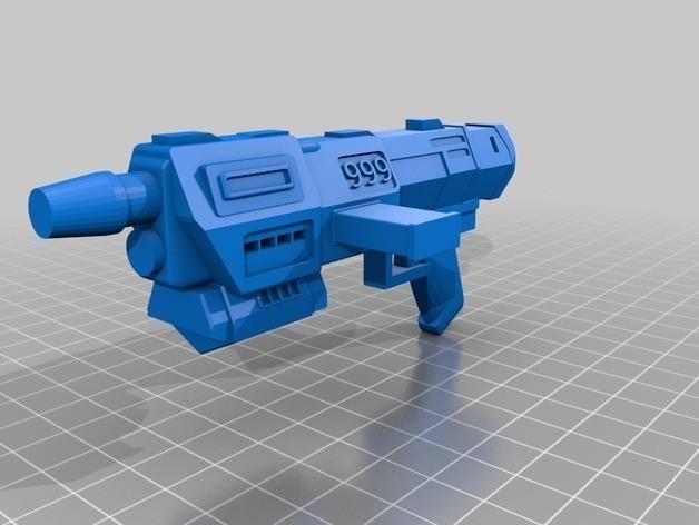 93a1ae55a91340017e3b7b72c73658e4_preview_featured.jpg Télécharger fichier STL gratuit Commandos Republic Commandos Blasters • Plan pour impression 3D, mrhers2