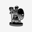 Download free 3D printing designs Shield Dwarf, mrhers2