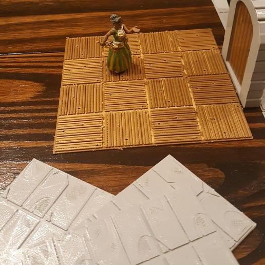 20191011_204750.jpg Download free STL file Minimalist Flooring • 3D printer template, mrhers2
