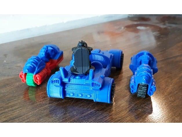 car3.jpg Télécharger fichier STL gratuit Laser Catillac sans support • Design imprimable en 3D, mrhers2