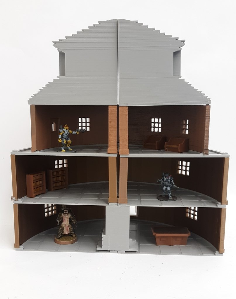 79e8269cd9fa3d5c856c827e615d012e_display_large.jpg Download free STL file Modular Housing Light House Expansion • Template to 3D print, mrhers2