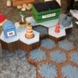 Télécharger modèle 3D gratuit Hex Terrain Ville Set 1, mrhers2