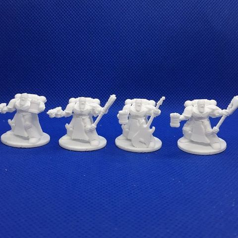 Download free 3D printer model Space Dwarf, mrhers2