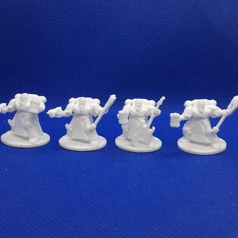 Free 3D model Space Dwarf, mrhers2