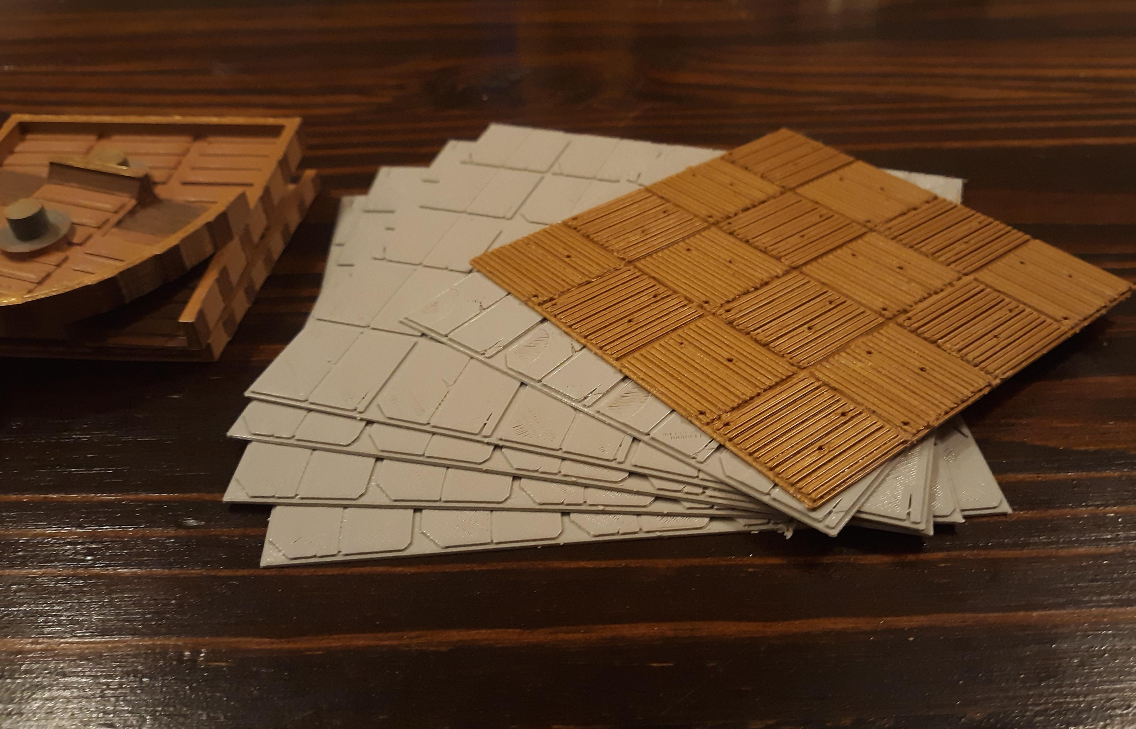 20191011_205010.jpg Download free STL file Minimalist Flooring • 3D printer template, mrhers2