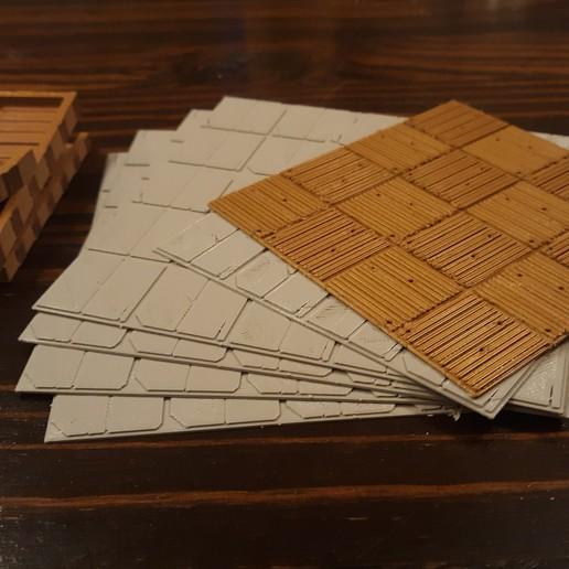 Download free 3D printer designs Minimalist Flooring, mrhers2