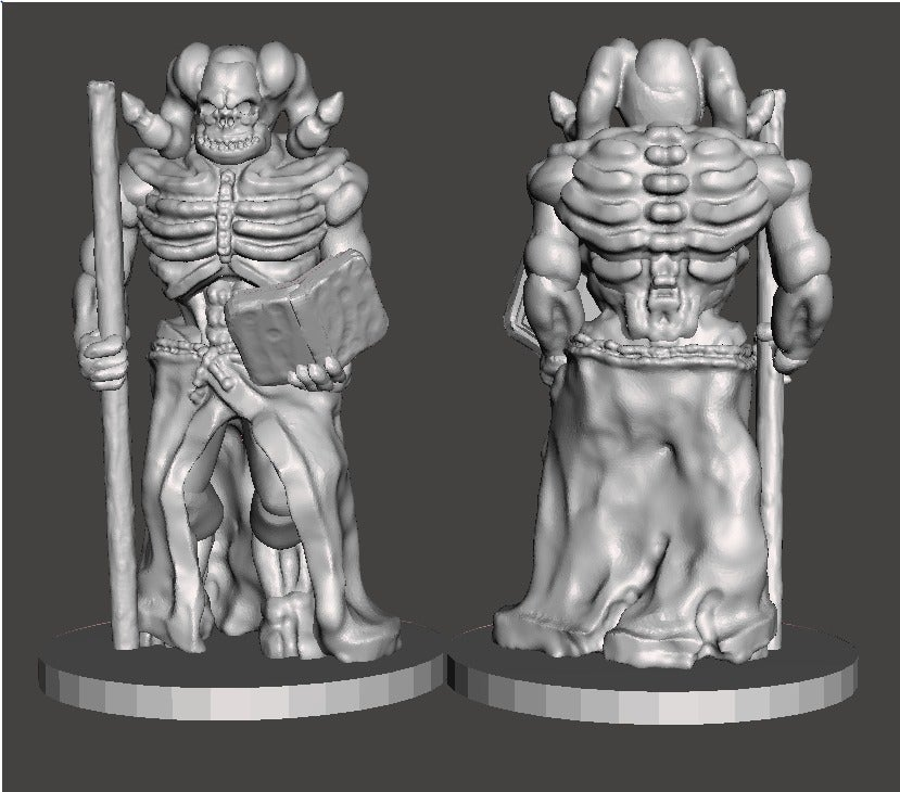 46bec792ed98cac9b21322d437893eea_display_large.jpg Download free STL file Supportless Satyr Skelly • 3D printing design, mrhers2