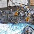 Download free 3D printer designs Minimal Star Ship, mrhers2