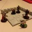Download free 3D printing templates DnD Orc, mrhers2