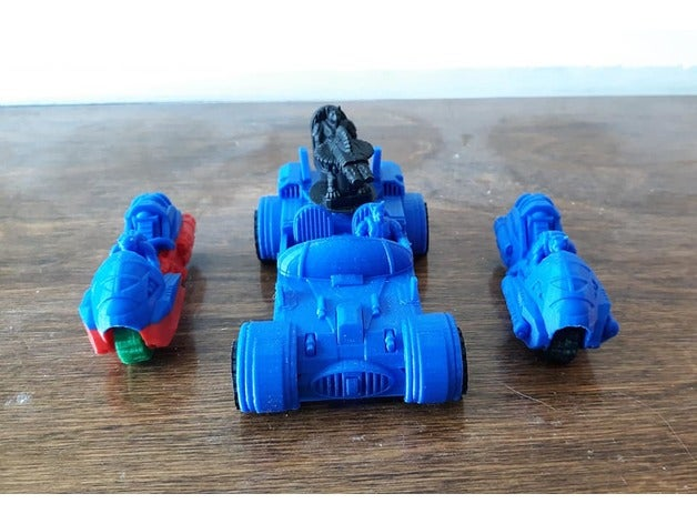 car2.jpg Télécharger fichier STL gratuit Laser Catillac sans support • Design imprimable en 3D, mrhers2