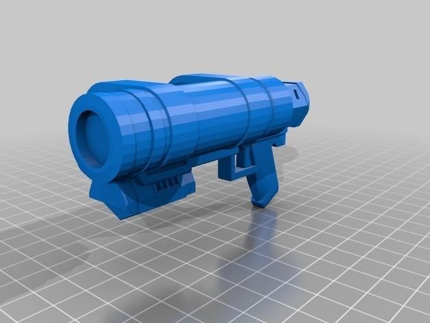 a5b2d82663bc62ee061c5a22f77a5fa6_preview_featured.jpg Télécharger fichier STL gratuit Commandos Republic Commandos Blasters • Plan pour impression 3D, mrhers2