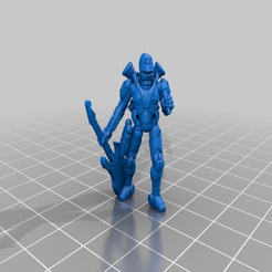 Télécharger STL gratuit Bard Bot, mrhers2