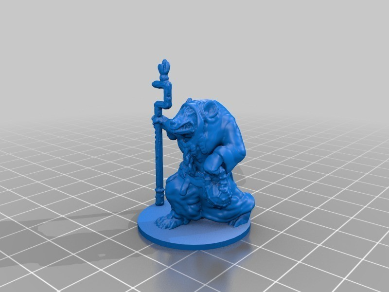 ee8d71ad9aad6919edb0d74fdb4f8690_display_large.jpg Download free STL file Rat Priest • 3D printable object, mrhers2