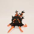 Free STL file Ball Joint Sentinel Squid Robot, mrhers2