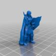 Download free STL file Lady Warrior • 3D printable design, mrhers2