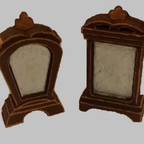 Download free 3D model 28mm Mirrors, mrhers2