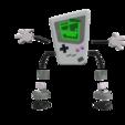 3.png Télécharger fichier STL Jouer à Gary - Imprimer un Toons • Modèle à imprimer en 3D, neil3dprints