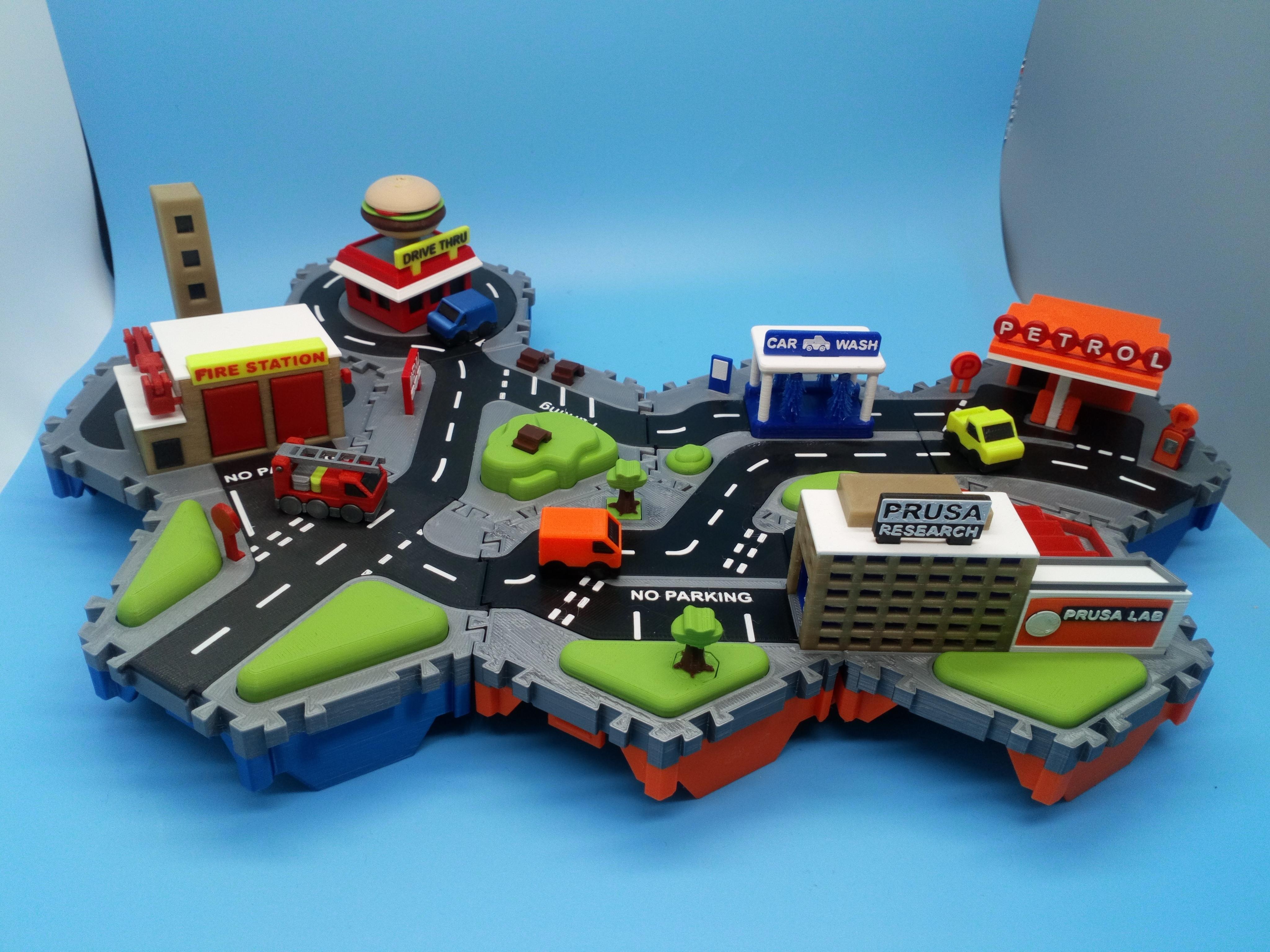 DSC_0903.JPG Télécharger fichier STL gratuit Petites villes - Burger Drive Through • Objet pour impression 3D, neil3dprints