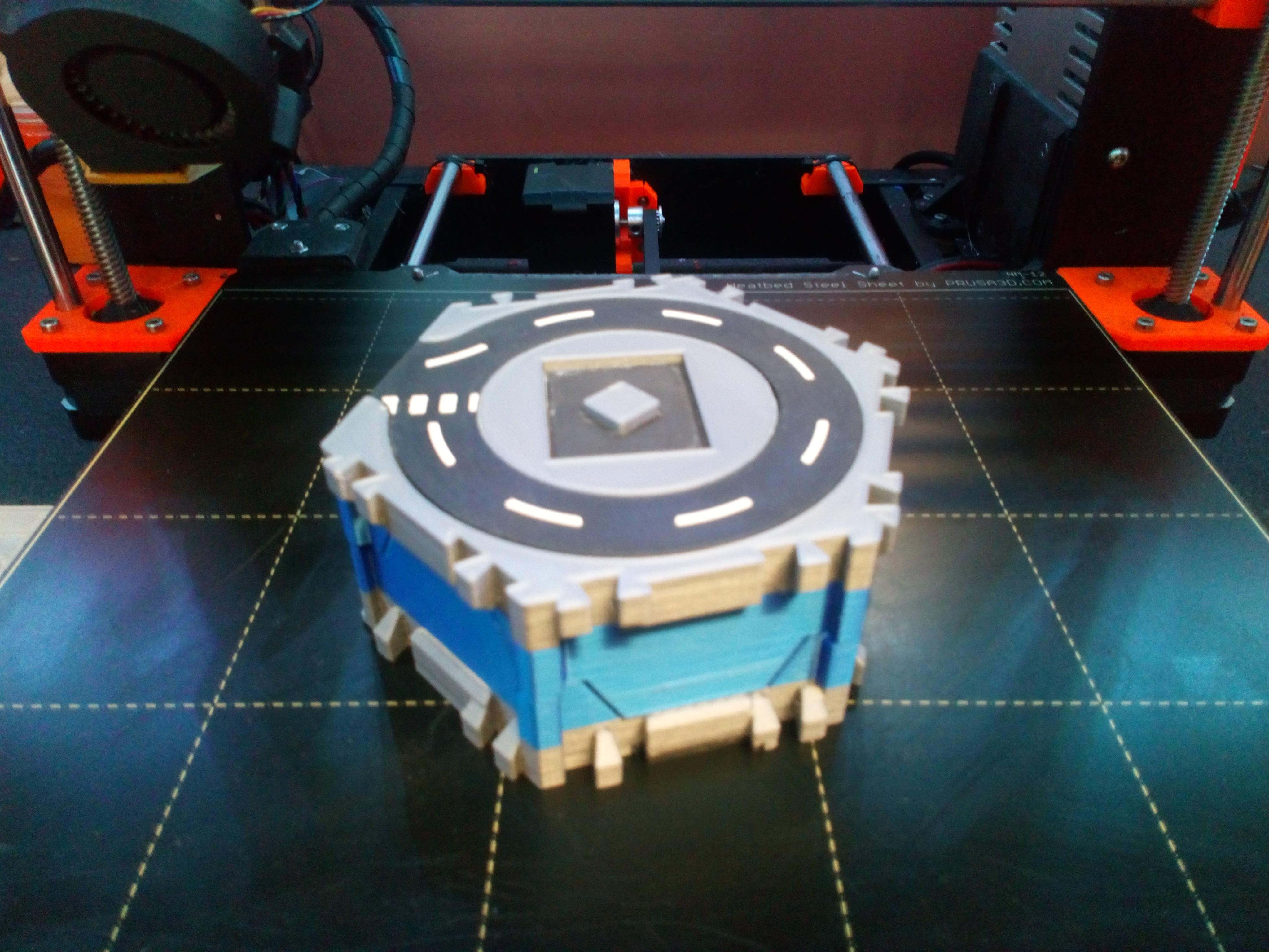 DSC_0906.JPG Télécharger fichier STL gratuit Petites villes - Burger Drive Through • Objet pour impression 3D, neil3dprints