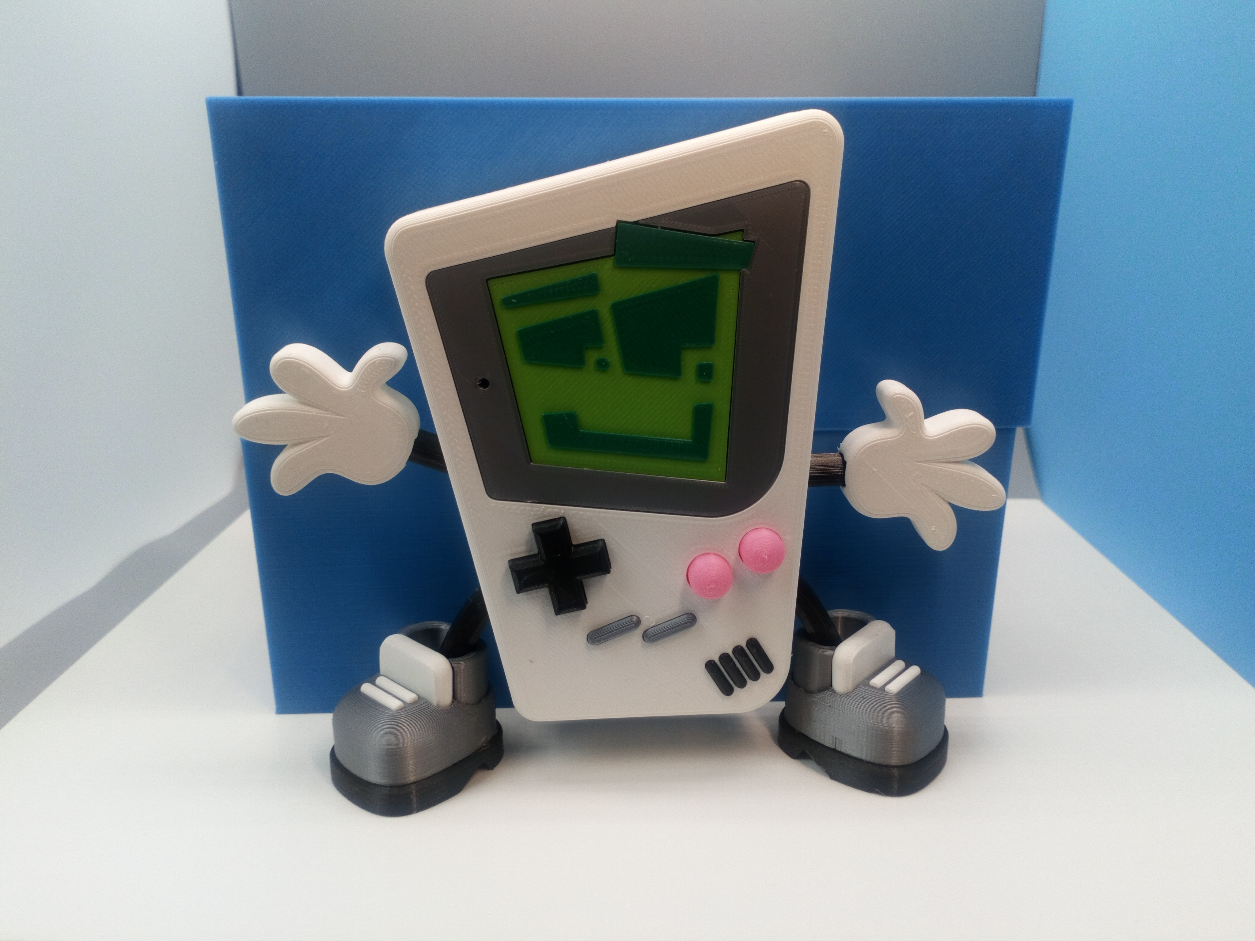 DSC_0481.JPG Télécharger fichier STL Jouer à Gary - Imprimer un Toons • Modèle à imprimer en 3D, neil3dprints