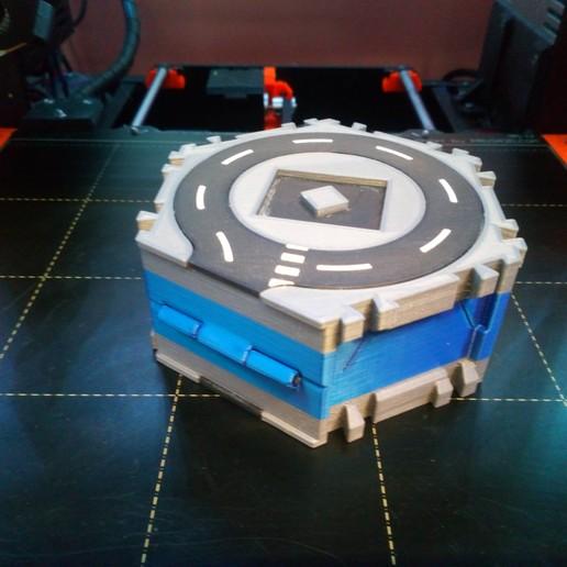DSC_0907.JPG Download free STL file Little Cities - Burger Drive Through • Template to 3D print, neil3dprints
