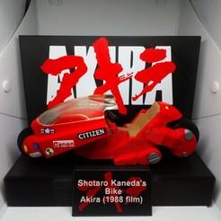 DSC_0066.JPG Download STL file Akira's Bike • 3D printable template, neil3dprints