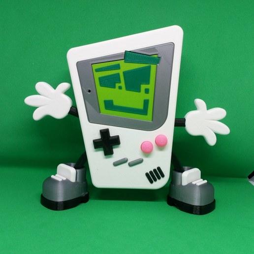IMG_20200723_152151_128.jpg Télécharger fichier STL Jouer à Gary - Imprimer un Toons • Modèle à imprimer en 3D, neil3dprints