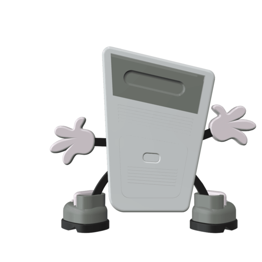 2.png Télécharger fichier STL Jouer à Gary - Imprimer un Toons • Modèle à imprimer en 3D, neil3dprints
