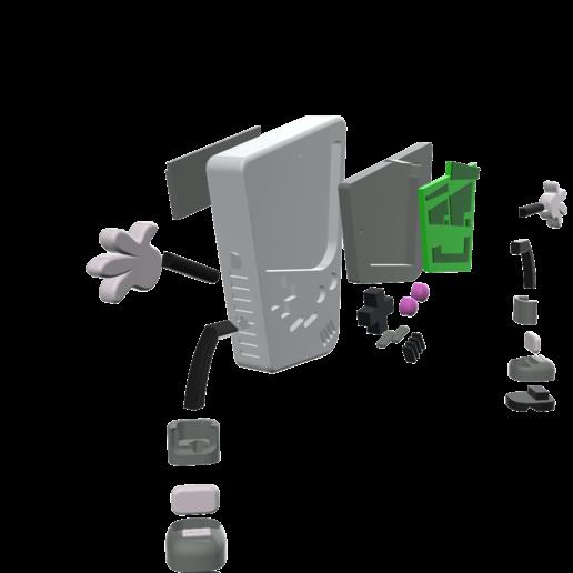 4.png Télécharger fichier STL Jouer à Gary - Imprimer un Toons • Modèle à imprimer en 3D, neil3dprints