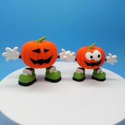 DSC_0942.JPG Download free STL file Jack Pumpkins • Model to 3D print, neil3dprints