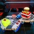 DSC_0912.JPG Download free STL file Little Cities - Burger Drive Through • Template to 3D print, neil3dprints